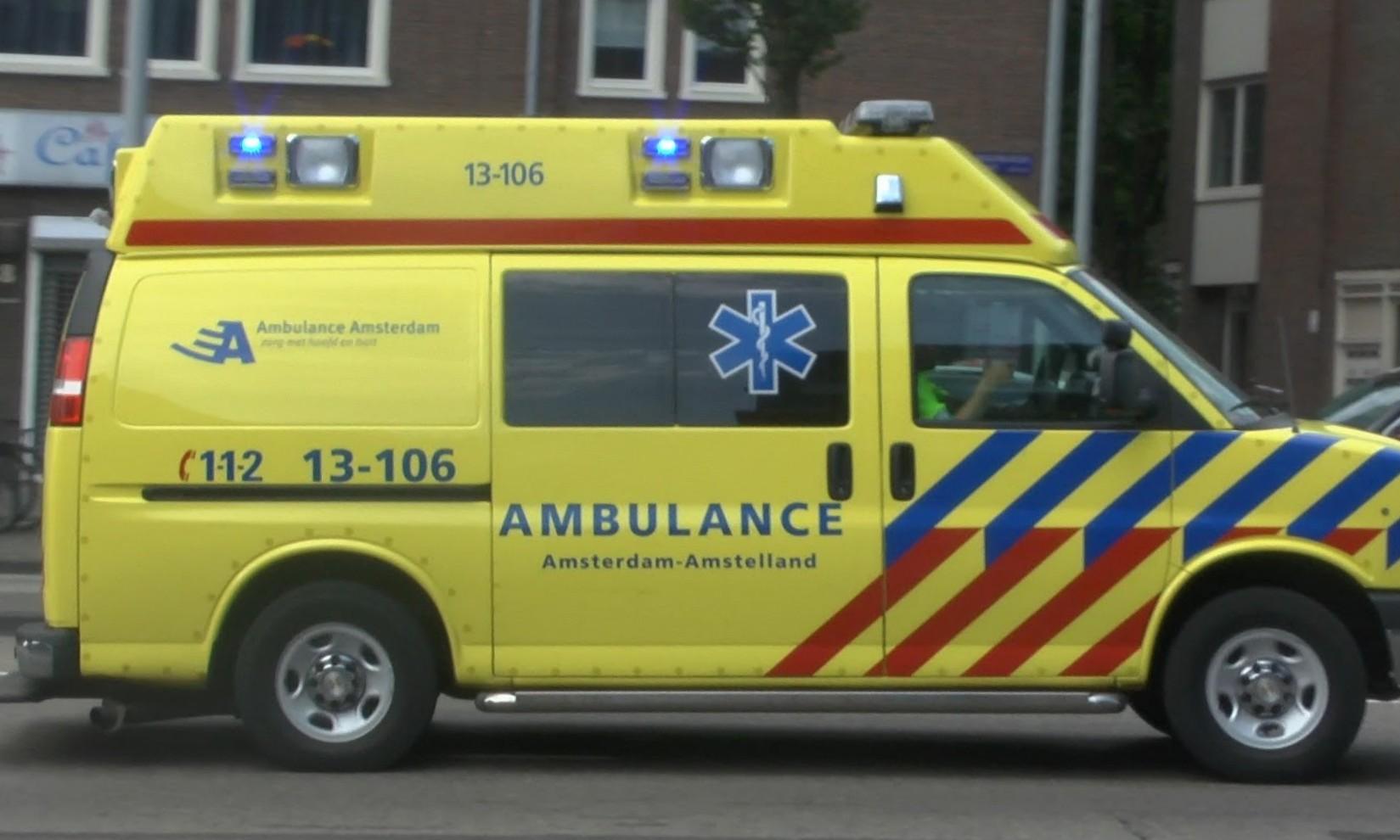 ambulance amsterdam amstelland